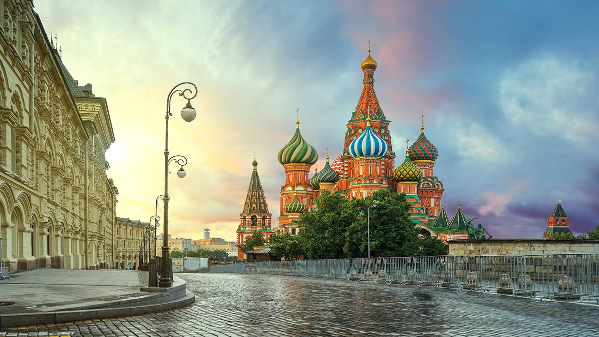 شب های سفید روسیه