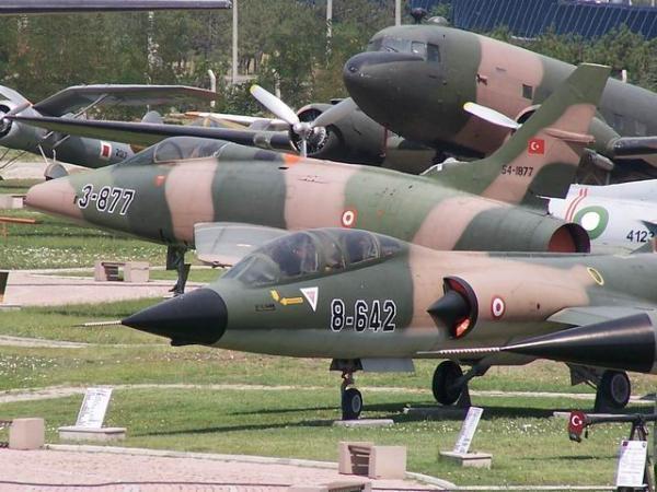 موزه صنایع هوایی و هواپیمایی آنکارا