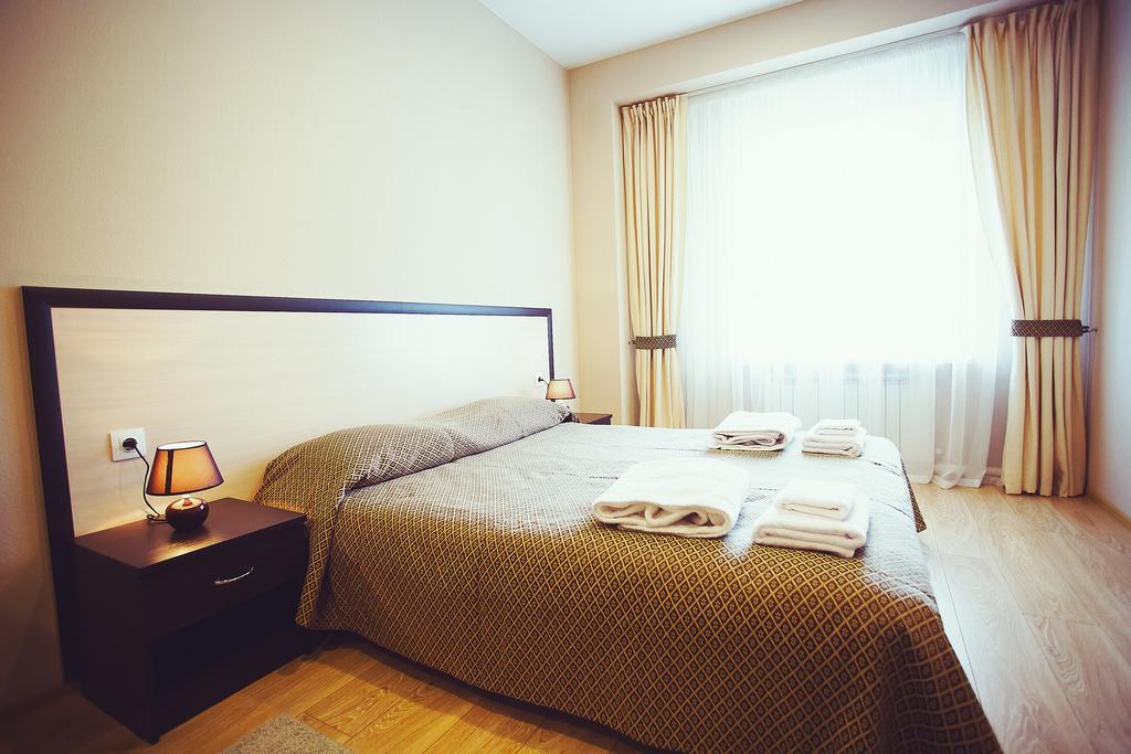 هتل اودایخ 10 مسکو