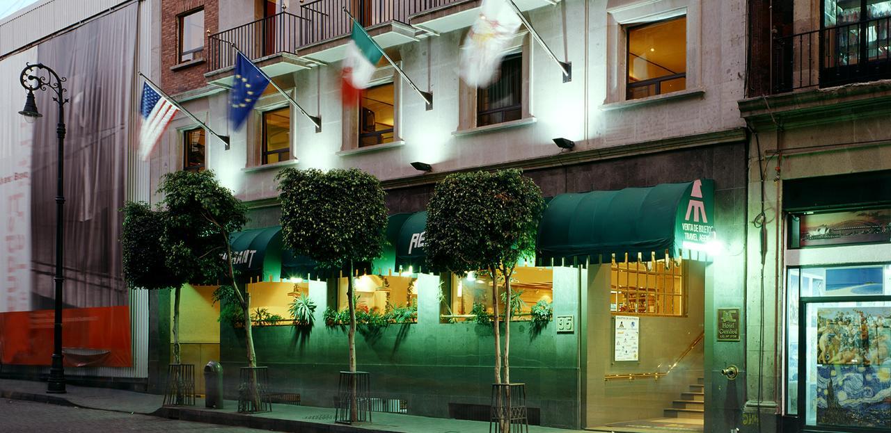هتل کتدرال مکزیکو سیتی | Catedral Hotel