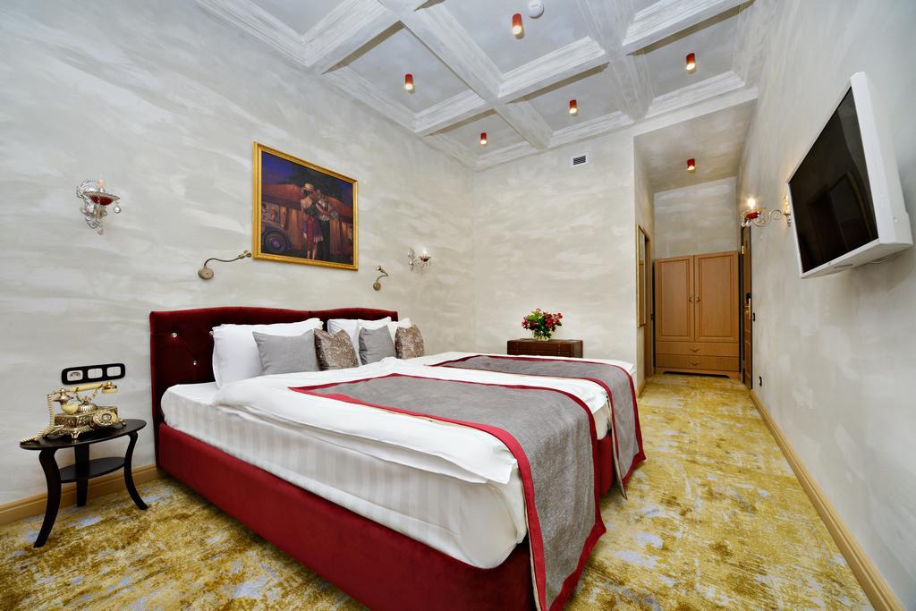 هتل چمودانوو مسکو