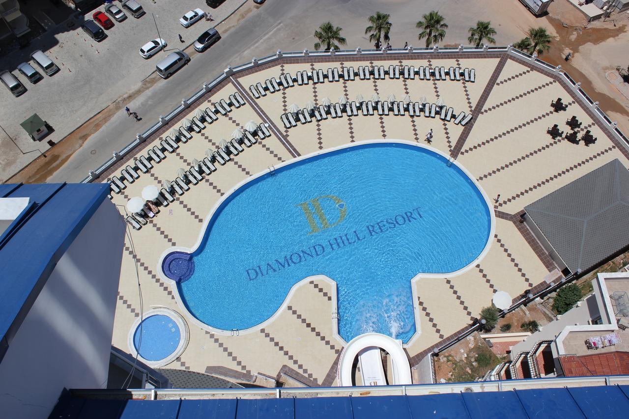 هتل دیاموند هیل ریزورت آلانیا