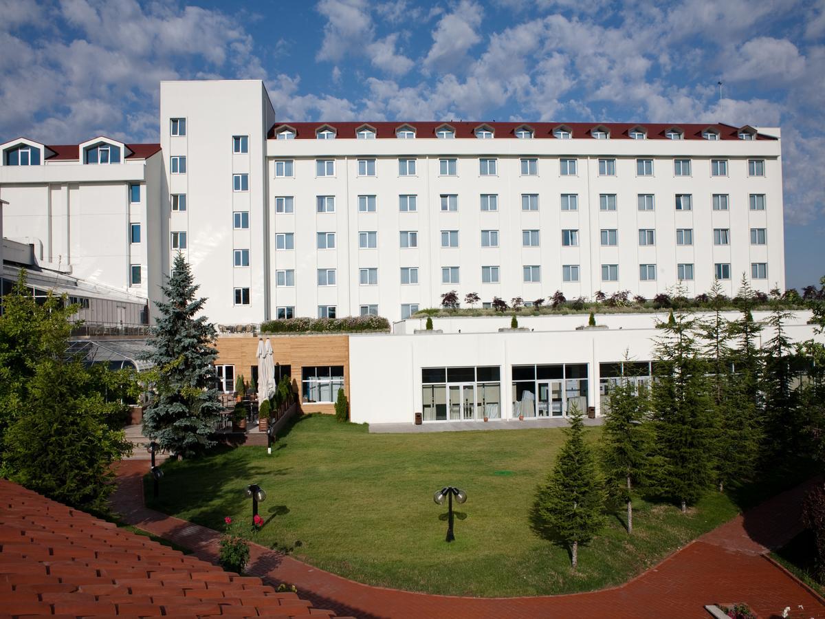 هتل بیلکنت و کنفرانس سنتر آنکارا | Bilkent Hotel & Conference Center