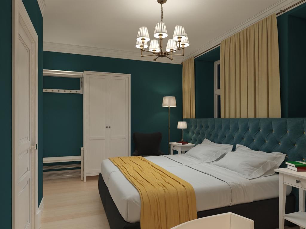 هتل بارین رزیدنس بالچاگ مسکو
