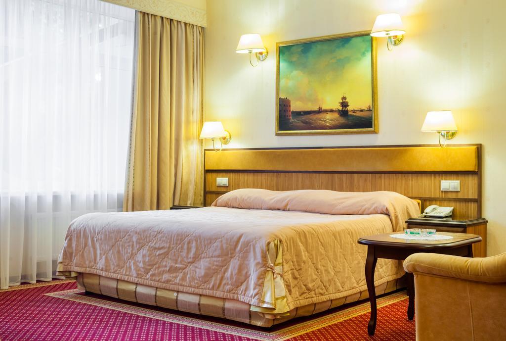 هتل برایتون مسکو