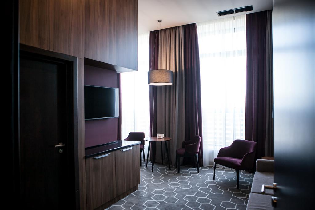 سیتی هتل 1905 مسکو