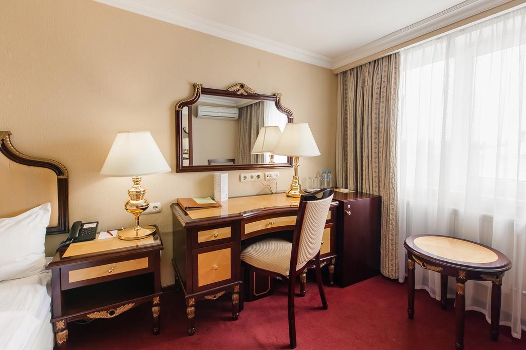 هتل ماندارین مسکو
