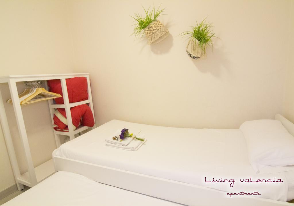 هتل آپارتمان لیوینگ والنسیا
