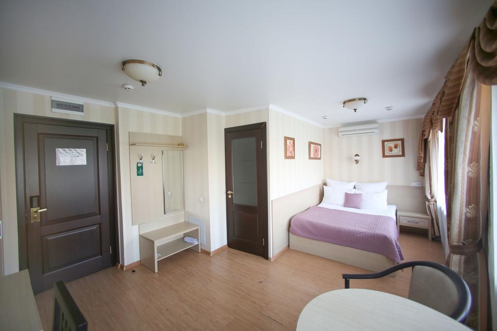 هتل سورسیتی مسکو