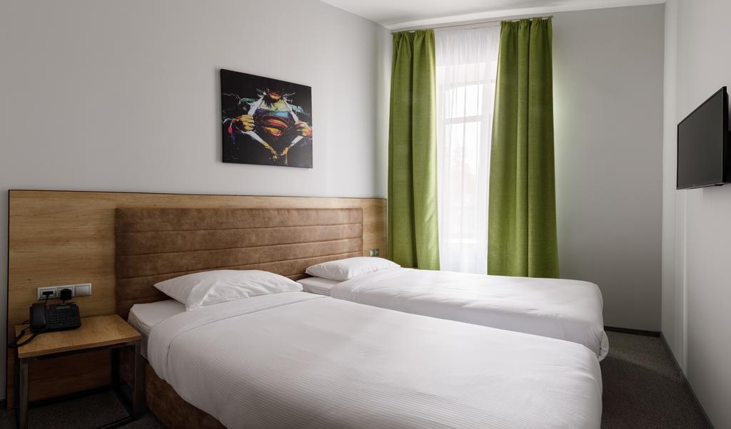 هتل کاستوس رایورساید مسکو