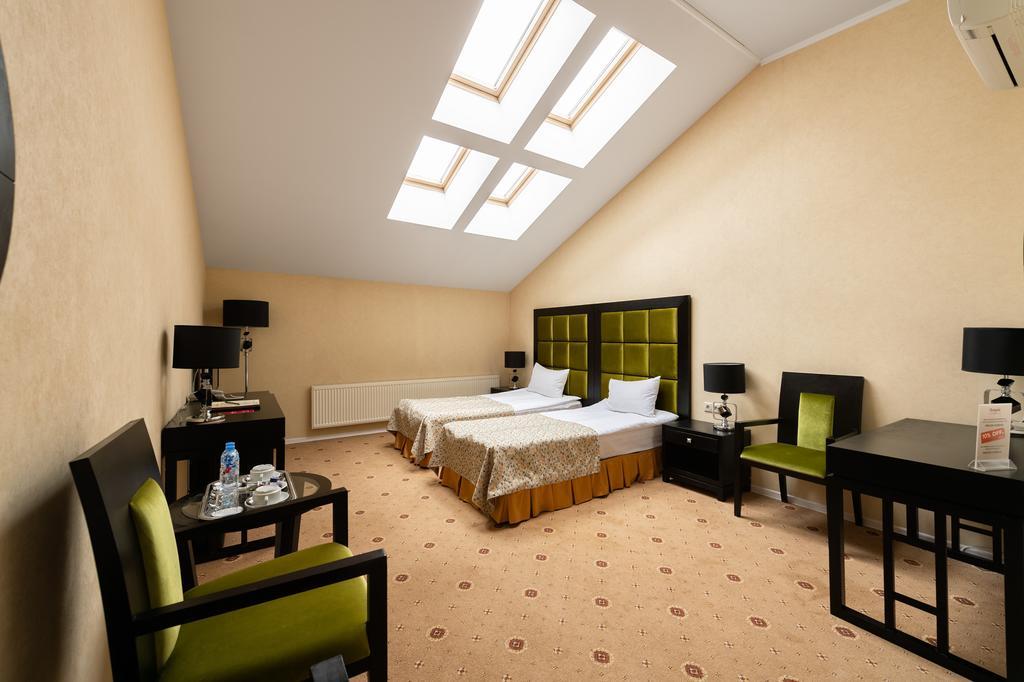 هتل پوشکین مسکو