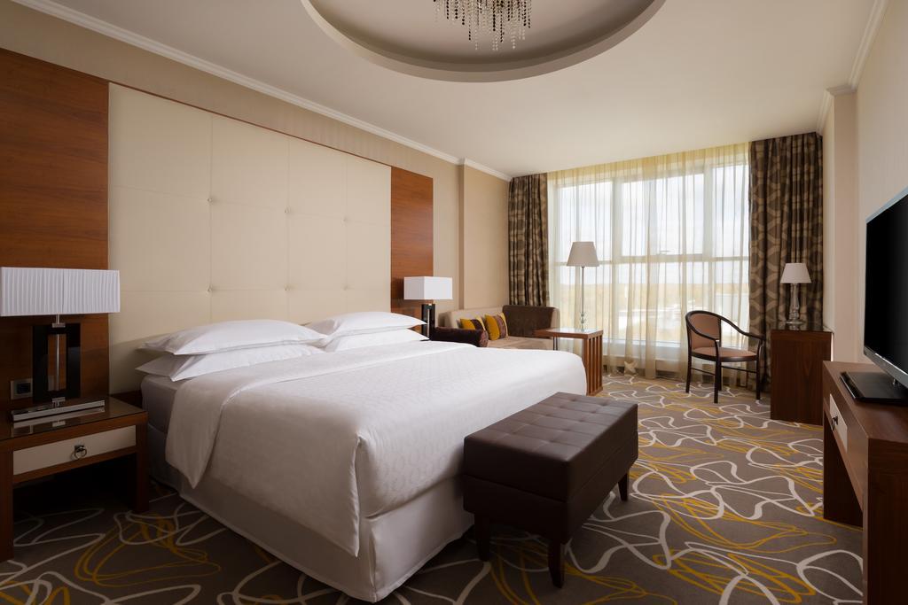 هتل شرایتون شرمتیوو ایرپورت مسکو