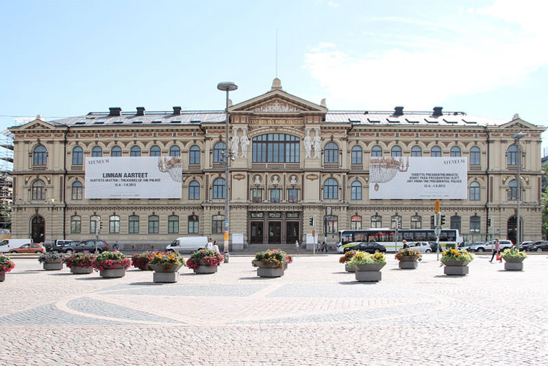 موزه ملی هنر فنلاند هلسینکی