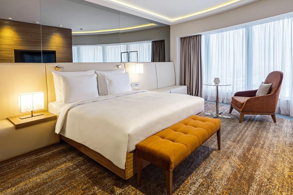 هتل رادیسون بلو الیمپیسکی مسکو