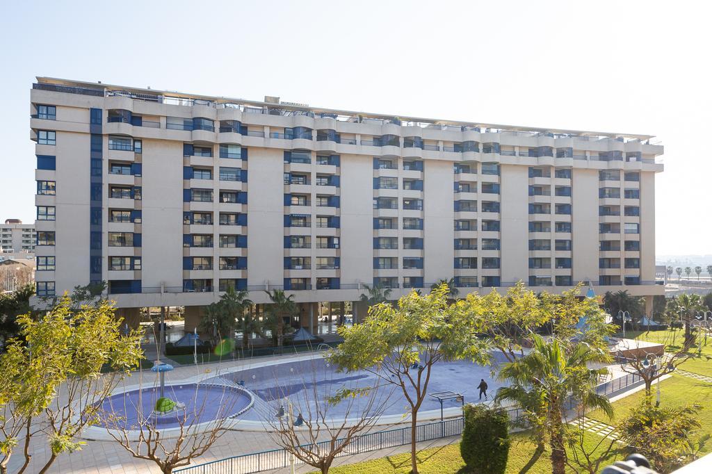 هتل آپارتمان بیچ فرانت
