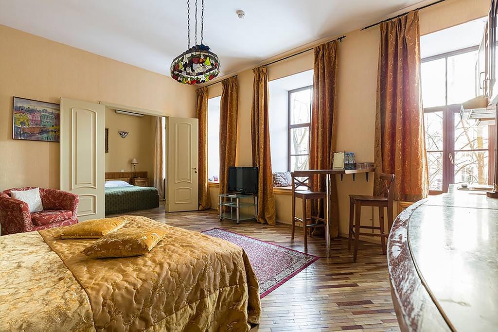 هتل راگمانینوف سن پترزبورگ