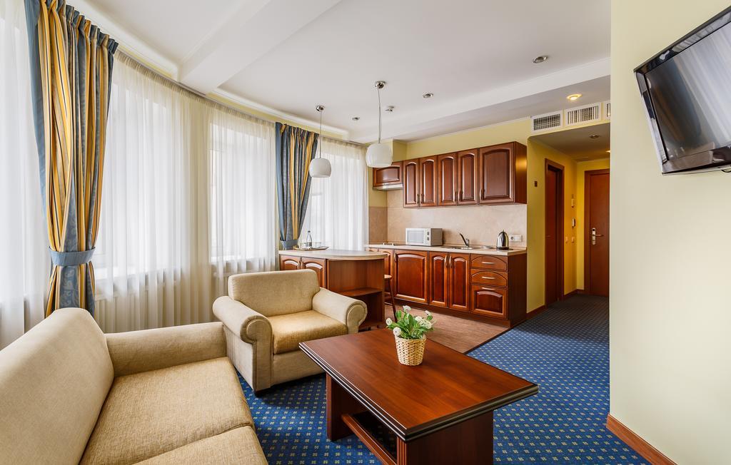 هتل کامونیکای مسکو