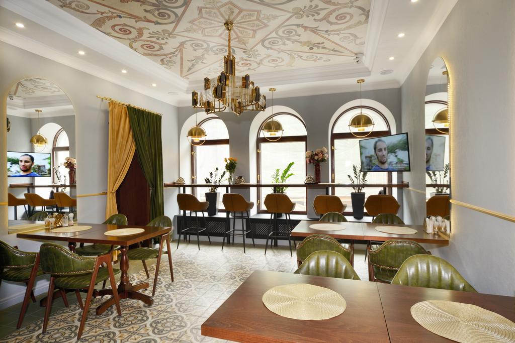 دیزاین هتل سناتور مسکو
