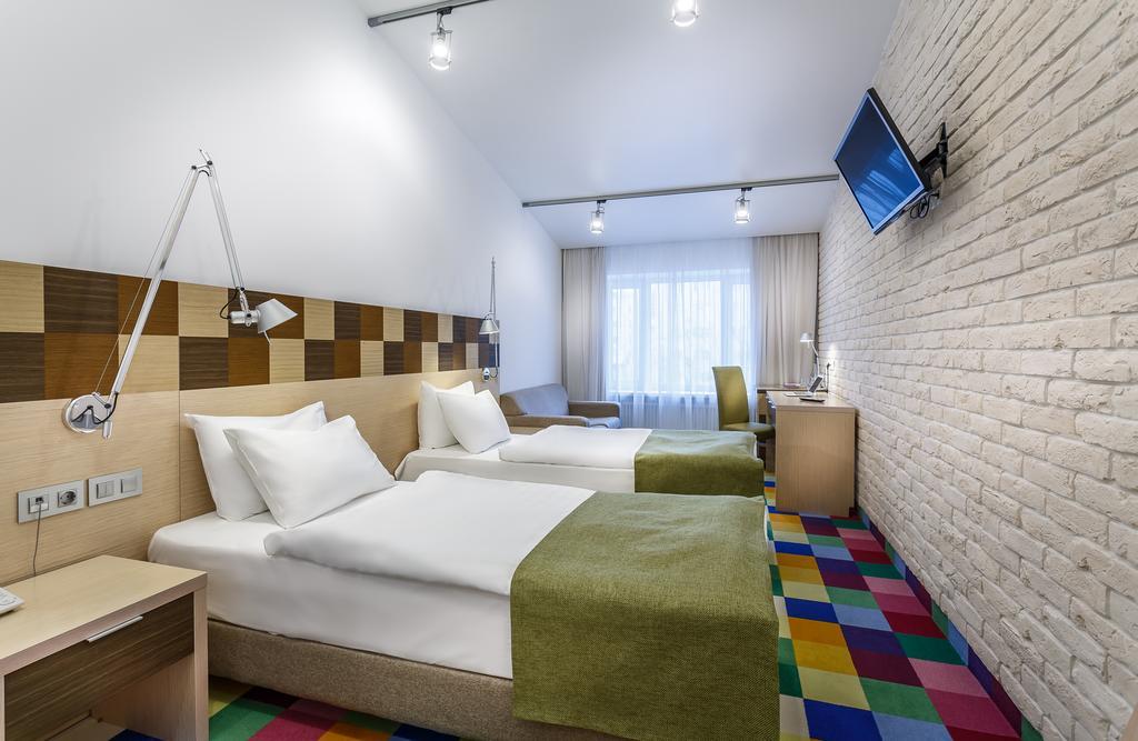 هتل اسپکتر مسکو