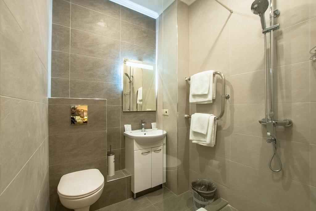 هتل بوتانیک گاردن مسکو