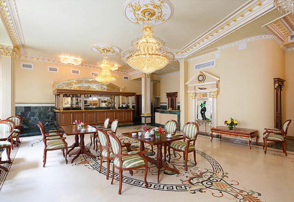 هتل جنتالیون مسکو