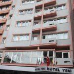 هتل ینی آنکارا   Yeni Hotel