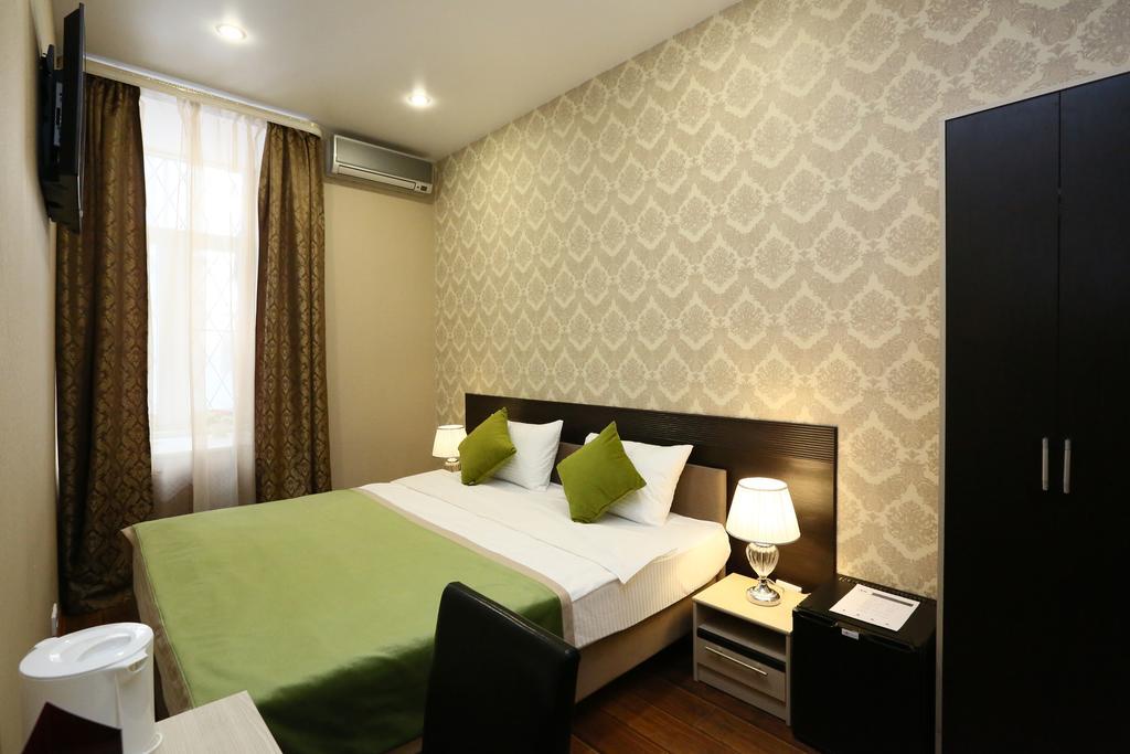هتل ایدن مسکو