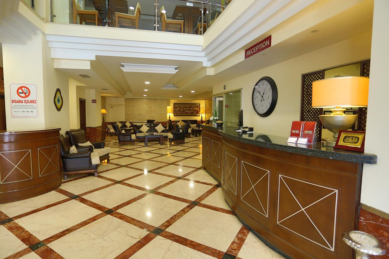 هتل اسال آنکارا   Asal Hotel