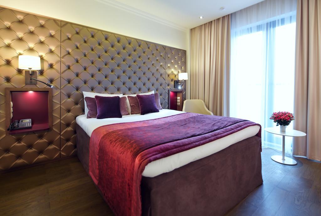 هتل مرکور مسکو پاولتسکایا