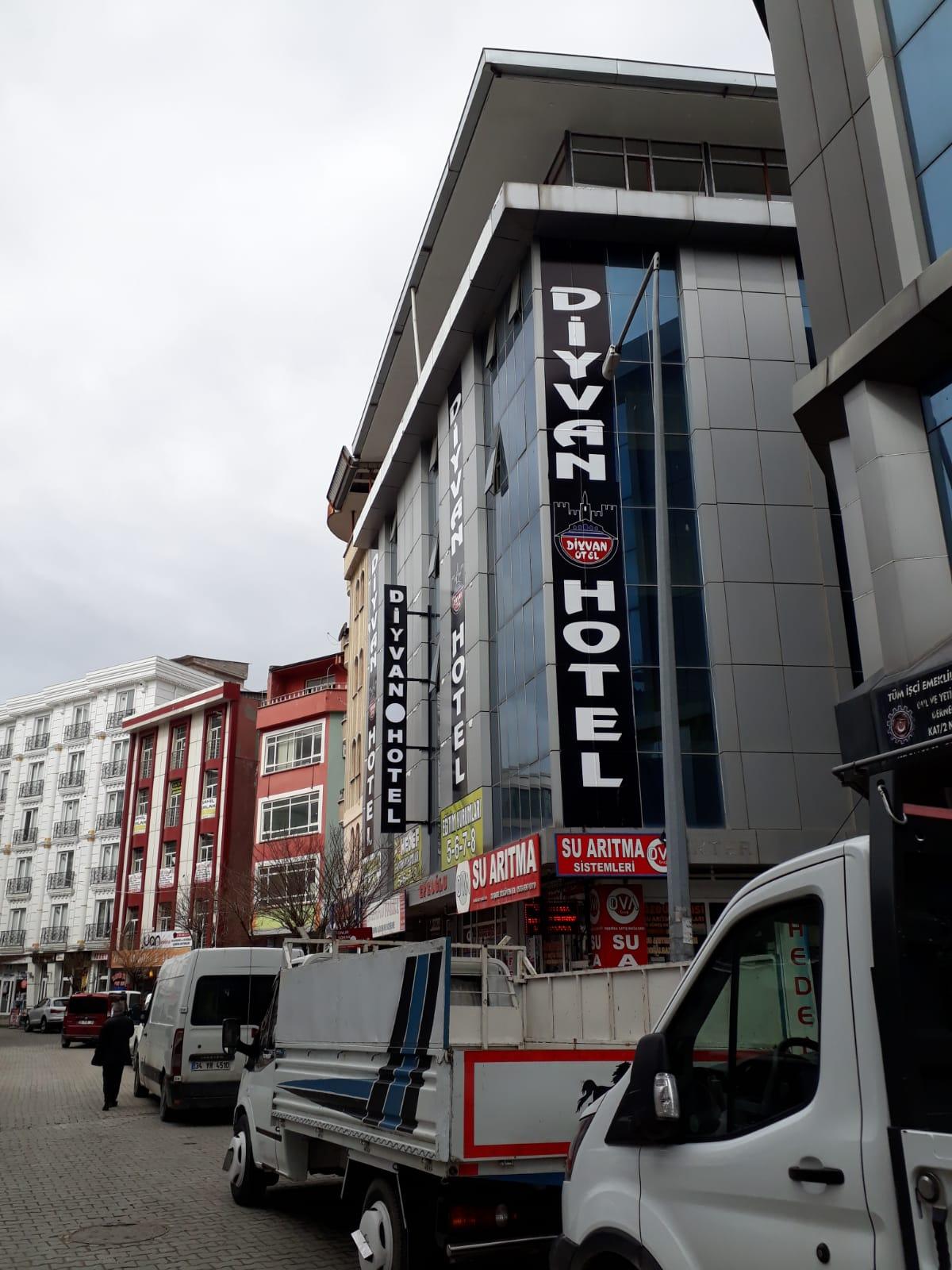 هتل دیوان وان | Diyvan Hotel