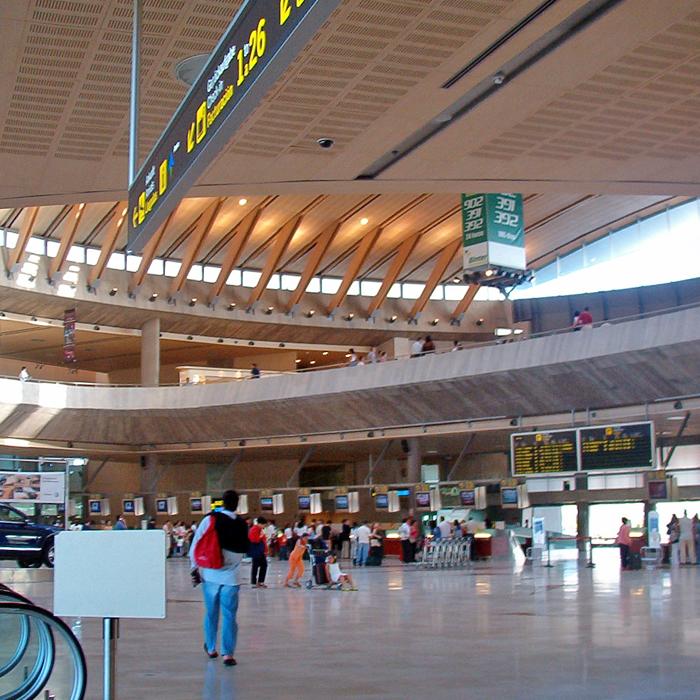 فرودگاه تنریف جنوبی
