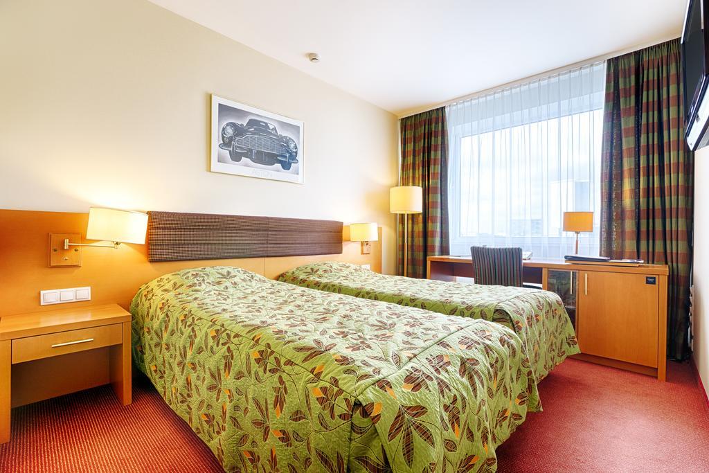 هتل راشوتل مسکو