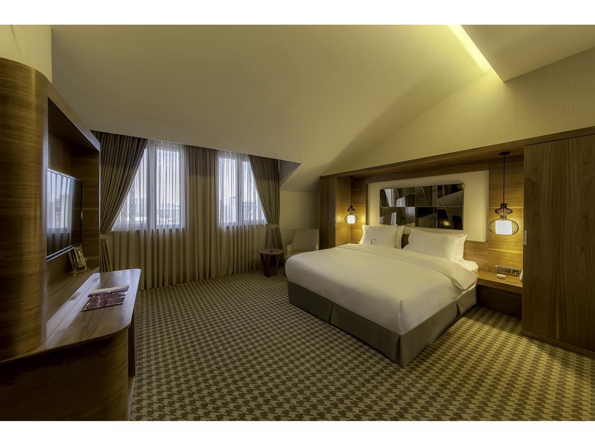 هتل آنمون آنکارا | Anemon Hotel