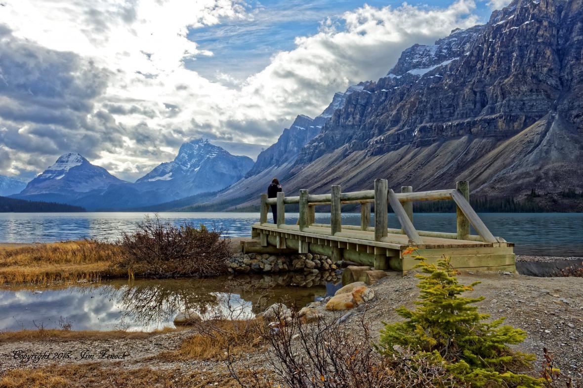 پارک ملی بنفف کانادا