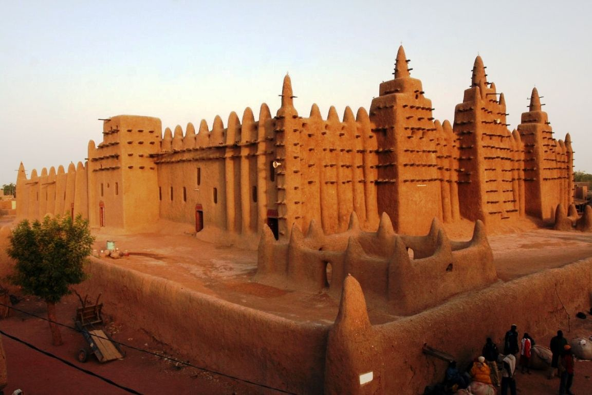 مسجد جامع جنه مالی