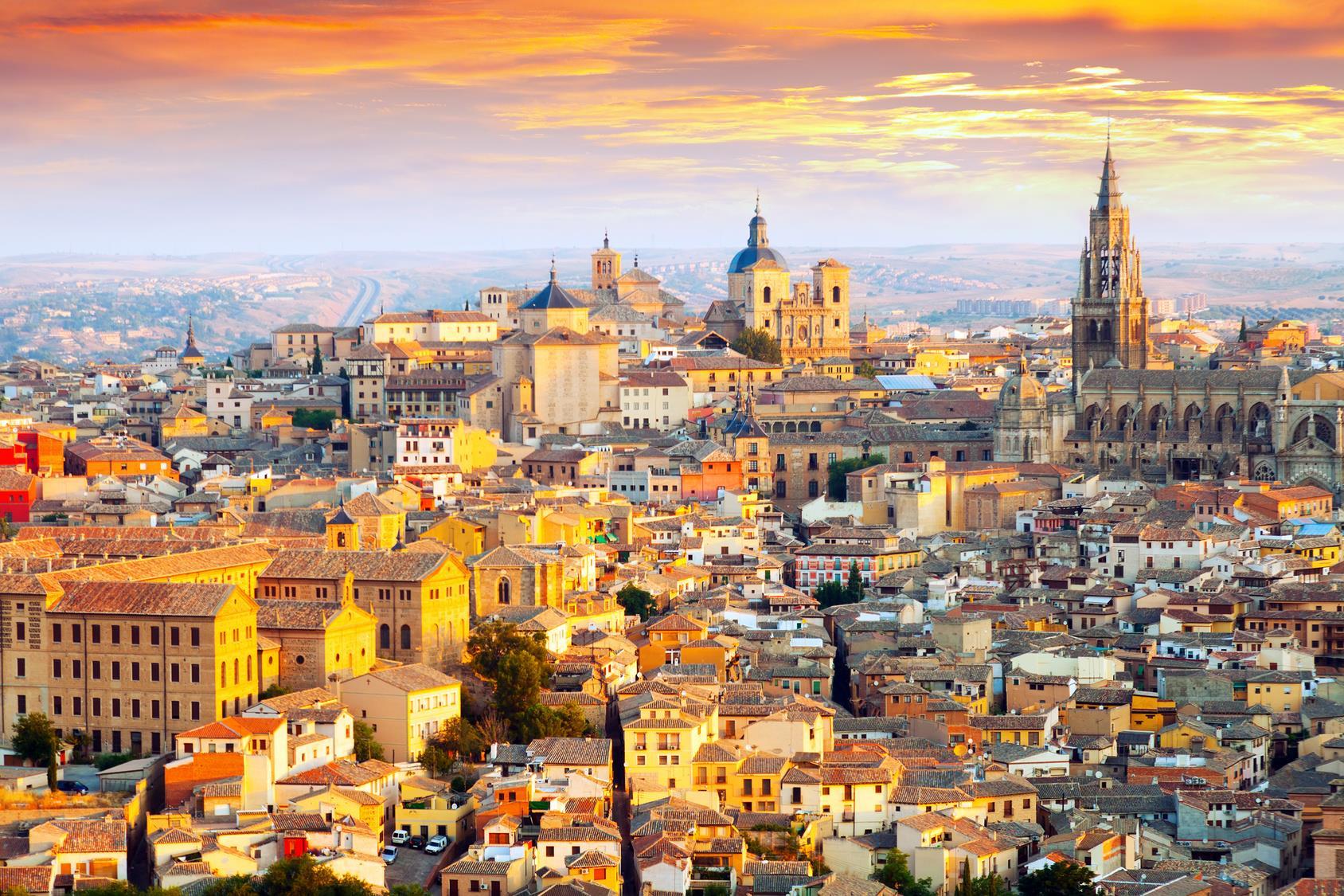 میراثی عجیب در اسپانیا