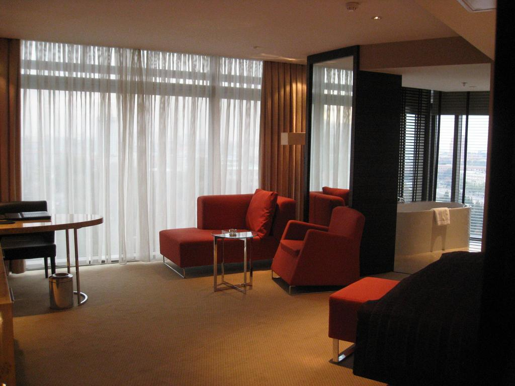 هتل گرند آنکارا | Grand Ankara Hotel