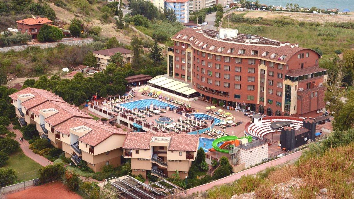 هتل کلاب کناکلی آلانیا