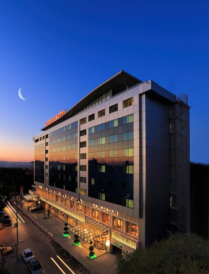 هتل لاتانیا آنکارا | Latanya Hotel