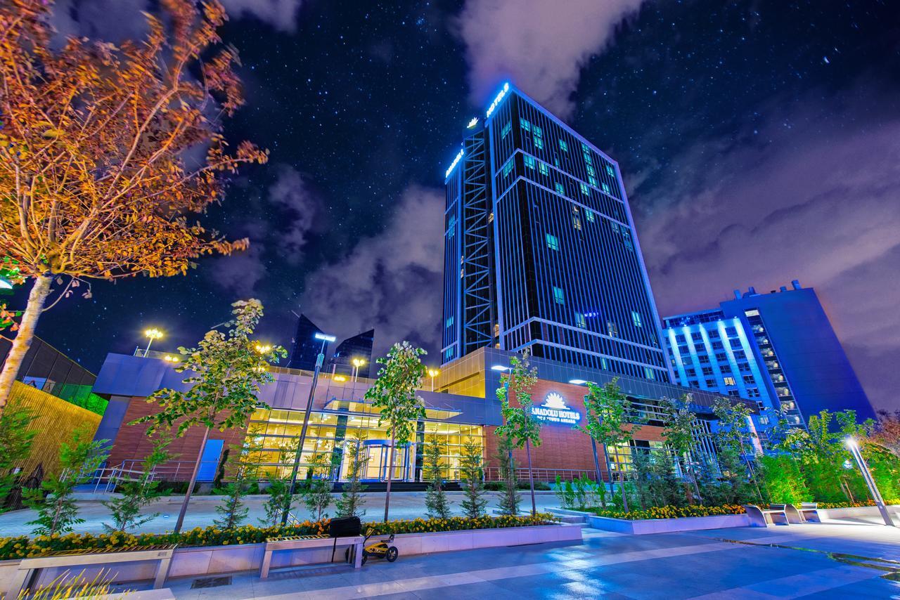 هتل آناتولی آنکارا | Anadolu Hotels