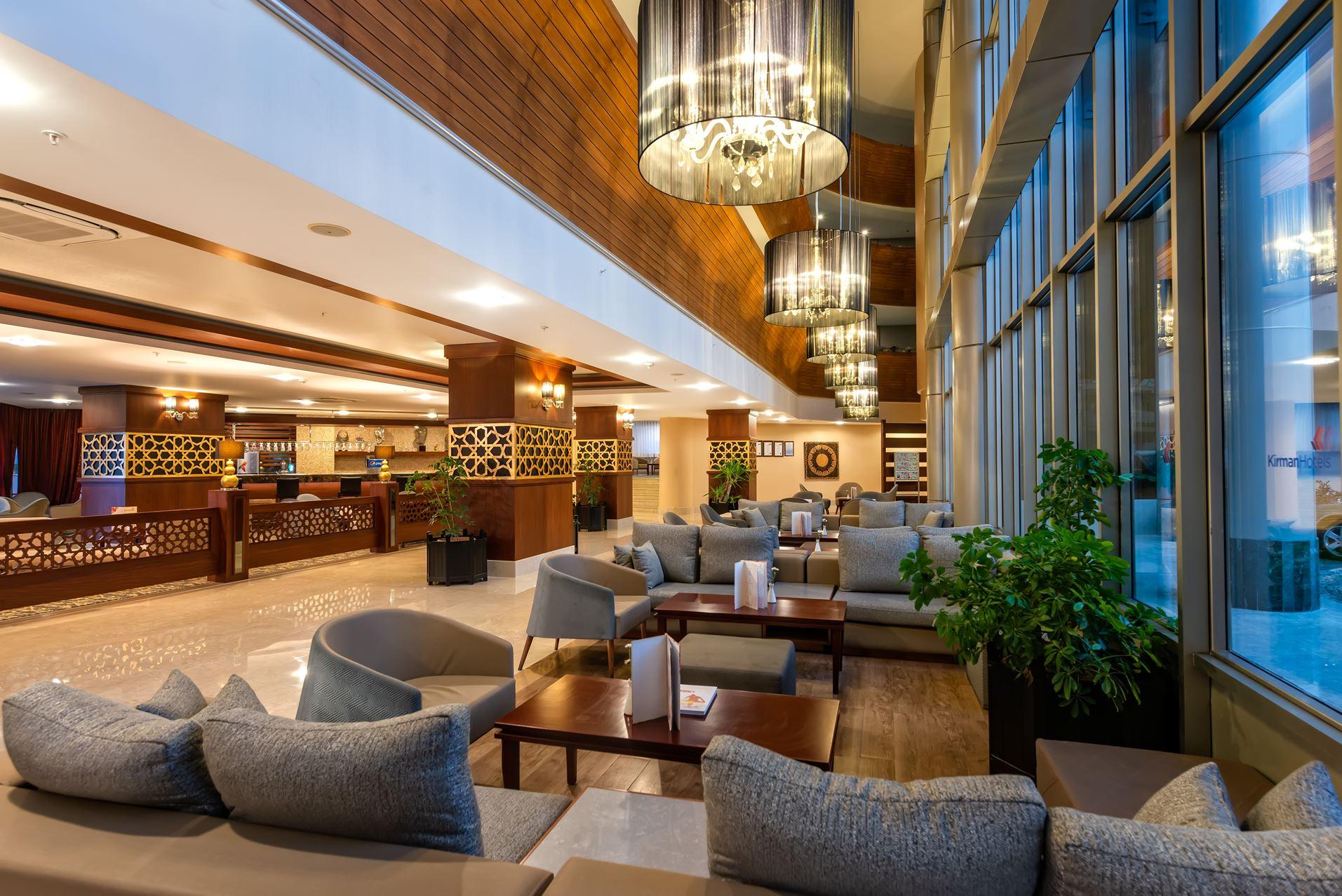هتل آریکاندا دلوکس آنتالیا