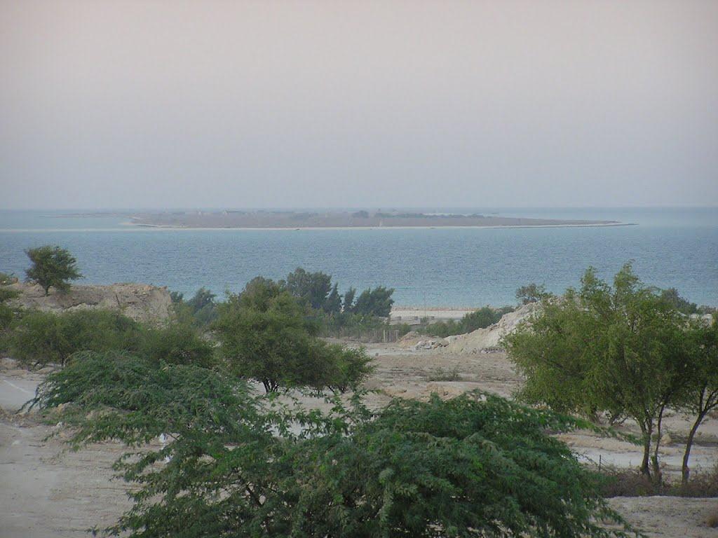 جزیره خارکو میراث طبیعی ایران