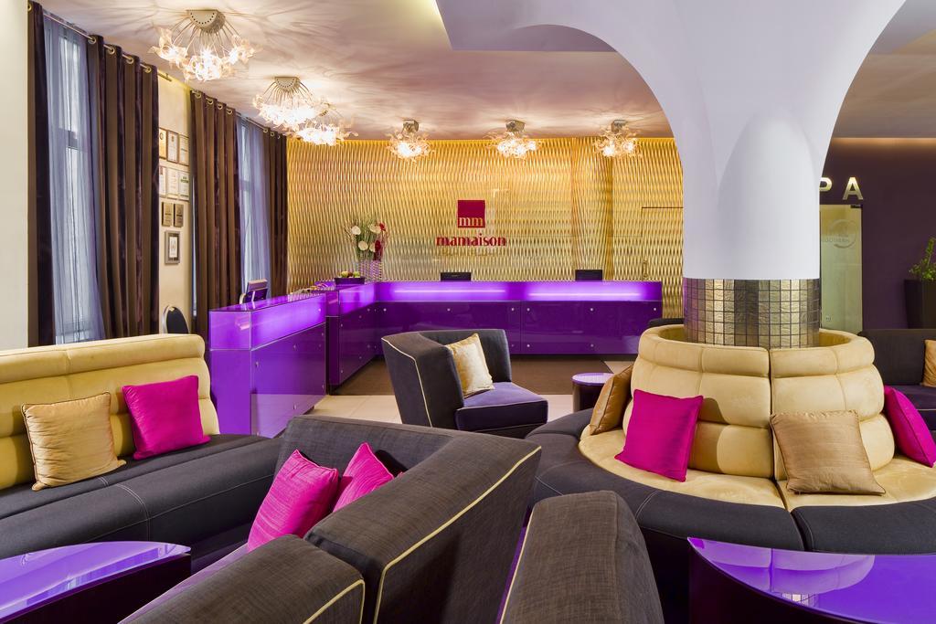 هتل مامایسون مسکو