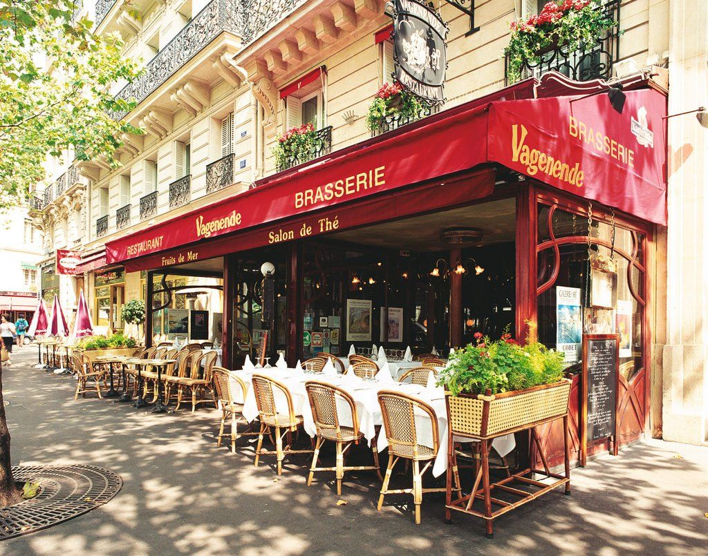 کافه گردی پاریس