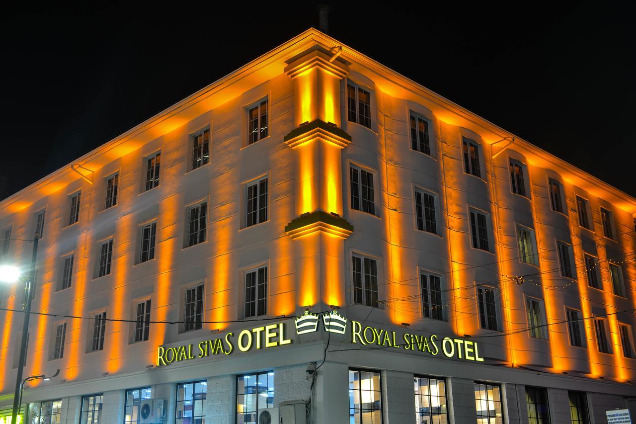 هتل رویال سیواس | Royal Otel