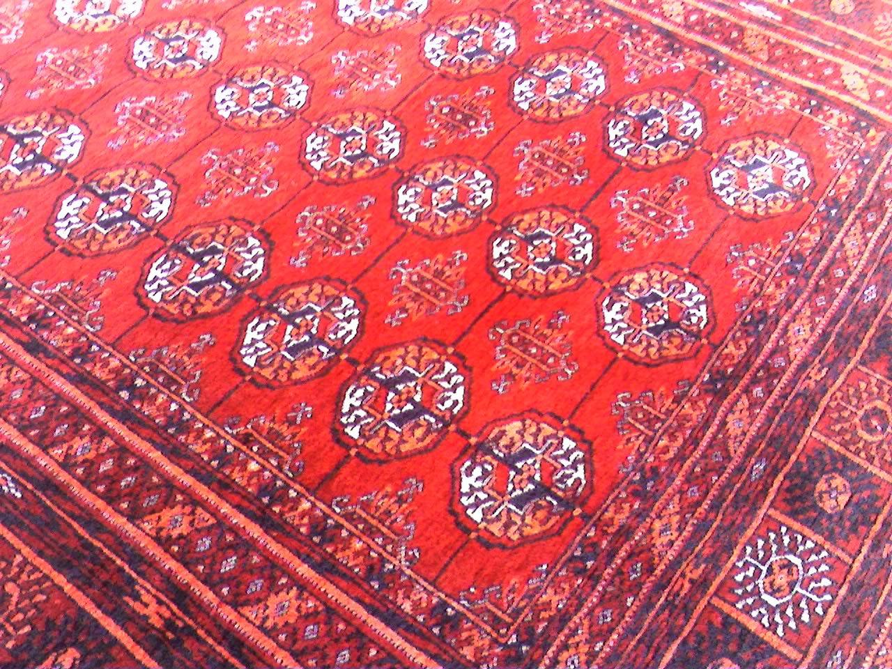موزه فرش ترکمن عشق آباد