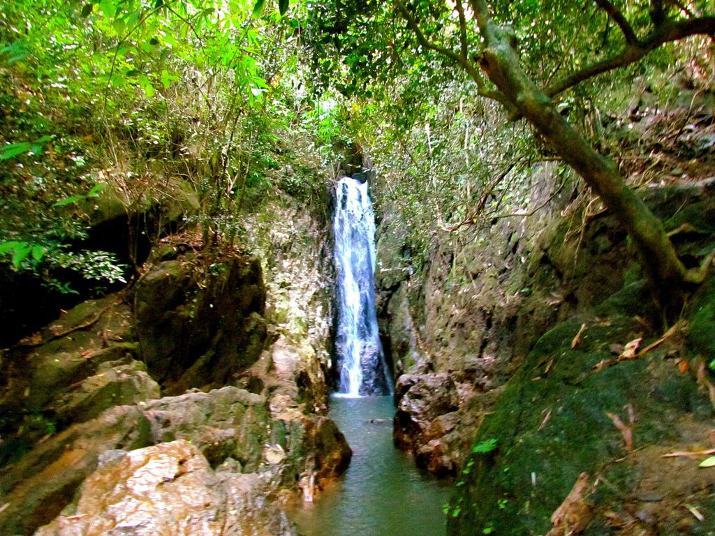 7 آبشار زیبای تایلند