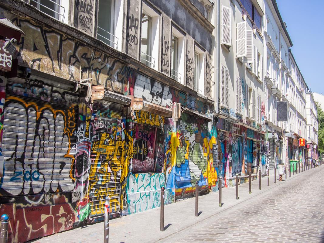 جاذبه های معروف پاریس