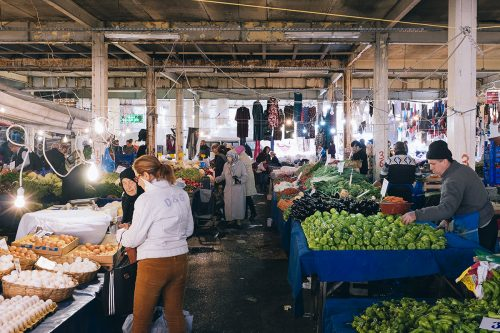 بازار هفتگی بشیکتاش