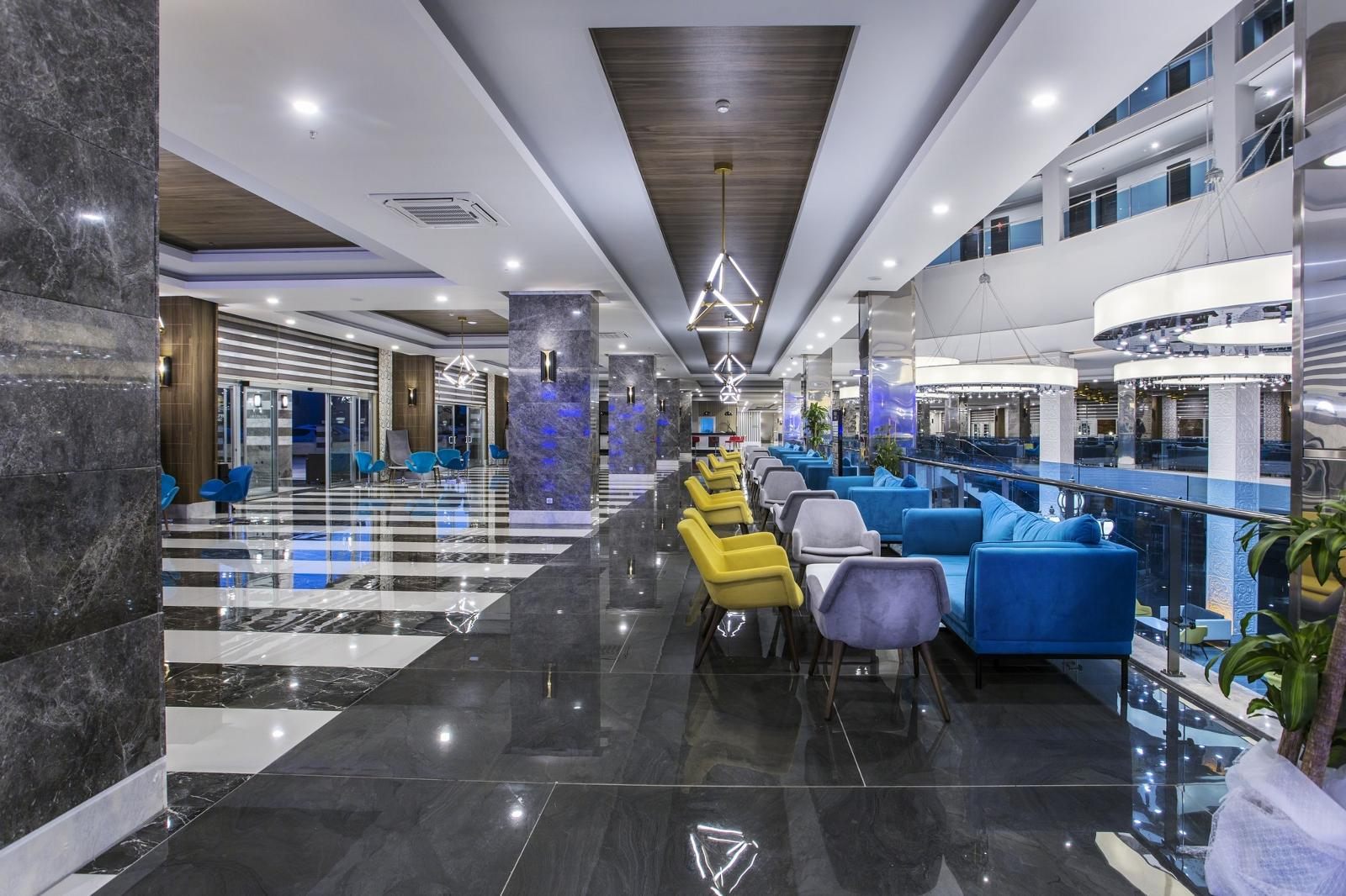 هتل افتالیا اوشن آلانیا